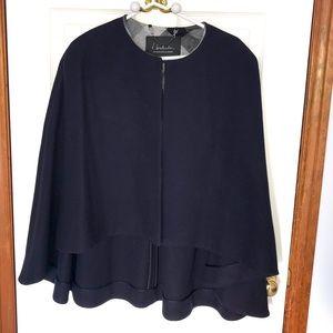 Aritzia Babaton Wool Cashmere Cape Med/Lg